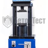 Пресс испытательный гидравлический ПГМ-100МГ 4